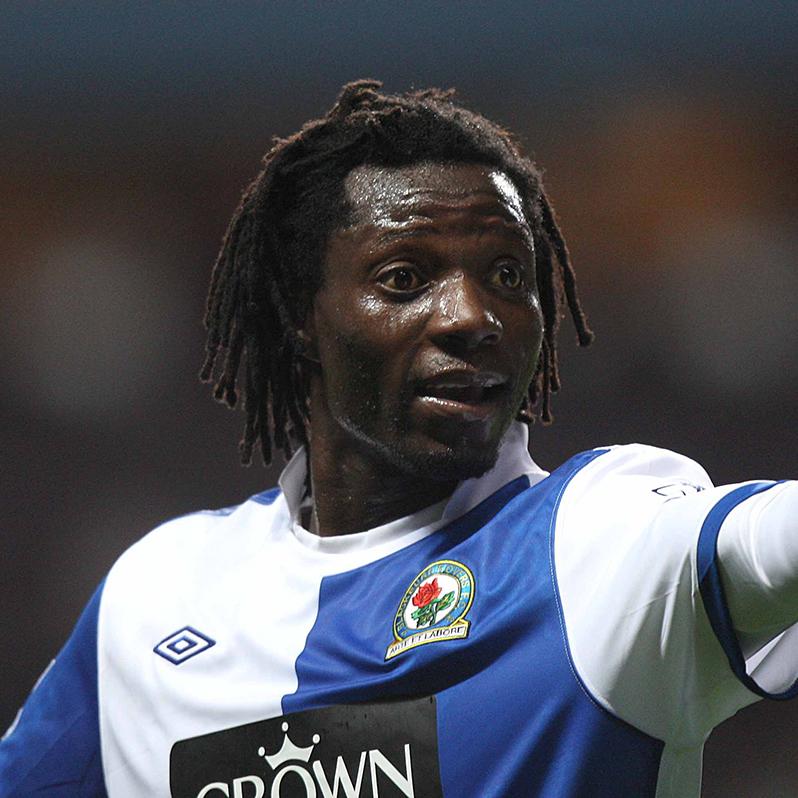 Benjani Mwaruwari - Ex Premiership Footballer